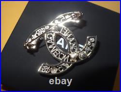 Chanel Fashion Brooch Pin CC Logo