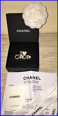 Chanel I Love Coco Cuba Cruise Brooch Pin