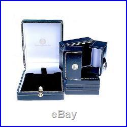 Edwardian 9ct, 9k, 375 Gold Pearl Swallow & foliate design brooch, pin C1905