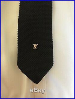 Louis Vuitton Brooche lapel / tie pin Rose Gold