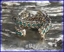 Nwt Chanel 2017 Iridescent Crystal CC Brooch Pin Opalescent Gold Green Jewel New