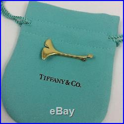 Tiffany & Co. 18k Yellow Gold Brooch Pin
