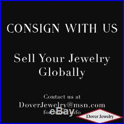 Vintage Diamond 10.28ct Sapphire Ruby 18K Yellow Gold Fish Lapel Brooch Pin